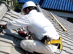 屋根のプロが行う「屋根診断」
